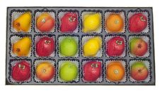 Free Colorful Marzipan In Fruit Shapes Stock Images - 18633224