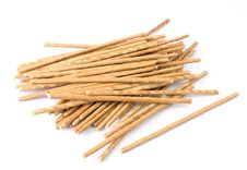 Salted Sticks Stock Photography
