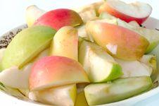 Free Apples Royalty Free Stock Photo - 18635665