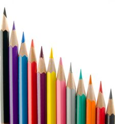 Free Color Pencils Stock Photos - 18635673