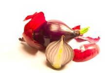 Free Red Onion Close-up Stock Images - 18635724