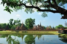 Free Temple In Sukhothai Stock Photos - 18635743