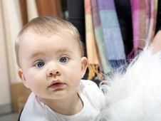 Free Cute Toddler Closeup Stock Photo - 18635790
