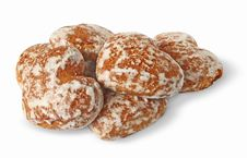 Free Lebkuchen Royalty Free Stock Photos - 18635938