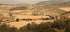 Free Spanish Farmhouse Stock Image - 18636511