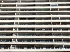 Free Balcony Sea Royalty Free Stock Photos - 18637368