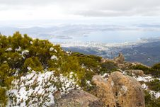 Free Mount Wellington Royalty Free Stock Photography - 18637447