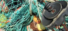 Free Fishing Nets Royalty Free Stock Images - 18637949