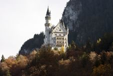 Free Neuschwanstein Castle In Germany Stock Photo - 18638160