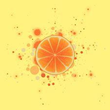 Free Orange Royalty Free Stock Photography - 18638717