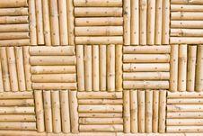 Free Bamboo Texture Stock Image - 18638841