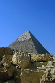 Free Giza Pyramid Stock Photography - 18639412