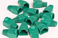 Free RJ45 Cover Stock Photography - 18639552