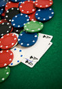 Free Gambling Royalty Free Stock Photography - 18646627