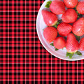 Free Spring Strawberry Royalty Free Stock Images - 18647309