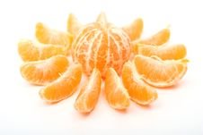 Free Fresh Tangerine Stock Image - 18641361