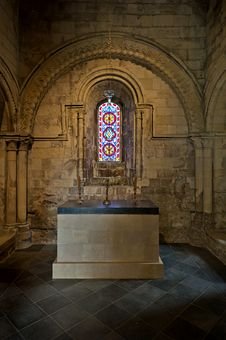 Free Dover Castle Kings Throne Room Royalty Free Stock Photography - 18642297