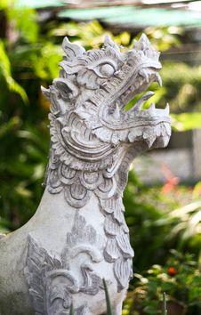 Free Statue Lion Stock Photo - 18642470