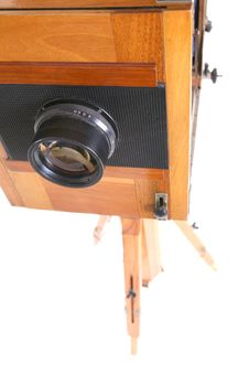 Free Vintage Camera Royalty Free Stock Image - 18642696