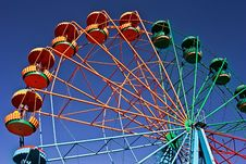Free Ferris Wheel Stock Images - 18642974