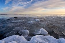 Free Icy Sea Stock Photos - 18643453