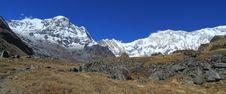 Free Annapurna Base Camp, Nepal Royalty Free Stock Photo - 18644055