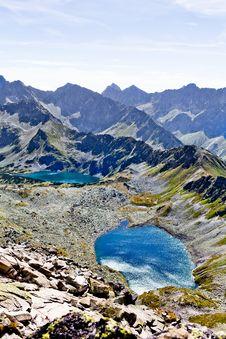 Free Mountain Landscape Royalty Free Stock Photo - 18644255