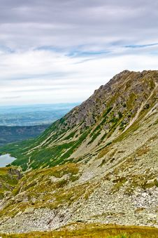 Free Mountain Landscape Stock Photography - 18644332