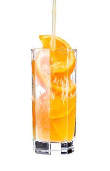 Free Juice Royalty Free Stock Photo - 18644355
