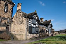Free Shibden Hall6 Royalty Free Stock Images - 18644499