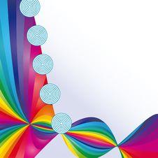 Free Rainbow Background Stock Photo - 18644510