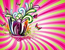 Free Background Illustration Stock Image - 18645521