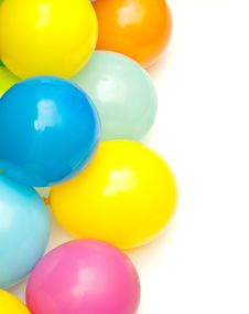 Free Balloons Royalty Free Stock Photography - 18645787