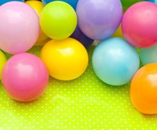 Free Balloons Royalty Free Stock Images - 18646449