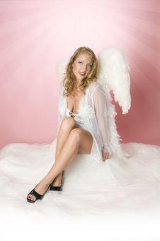 Free Sexy Angel Stock Photos - 18648133