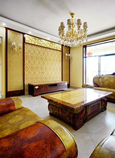Free Living Room Stock Photo - 18649580