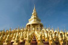 Free Five Hundred Pagoda Stock Image - 18650321