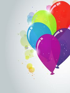 Free Balloons Stock Images - 18650534