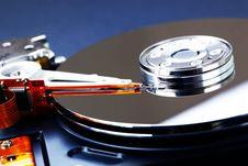 Free Computer Hard Disk Royalty Free Stock Image - 18651596