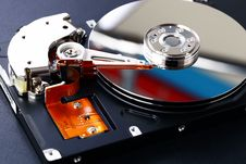 Free Computer Hard Disk Stock Images - 18651654