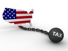 Free Tax Concept Stock Photos - 18651983
