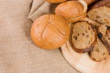 Free Assortment Of Baked Bread Royalty Free Stock Photo - 18656715