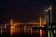 Free Bridge Stock Image - 18657041