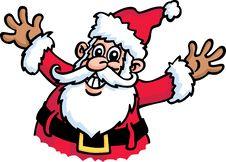 Free Happy Santa Stock Photos - 18659333