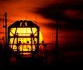 Free Fishing Boat Sunset Stock Image - 18665691