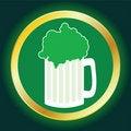 Free Green Beer Stock Photos - 18666683