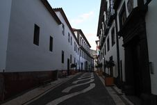 Free Streets Of Funchal Madeira Stock Photography - 18660252