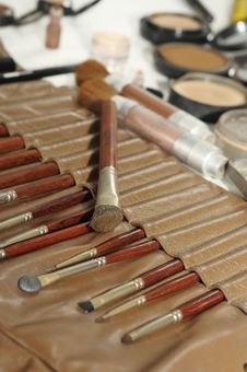 Professional Make Up Artist Set