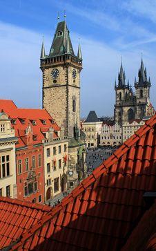 Free Old Town, Prague Stock Images - 18661464