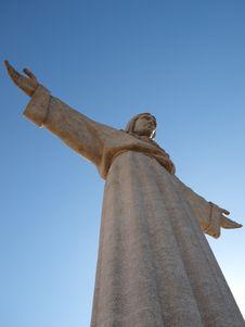 Free Cristo Rei In Portugal Stock Image - 18661601